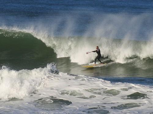 Vacances à Capbreton - surf et plages